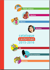 Catalogue Casterman Jeunesse 2015-2016