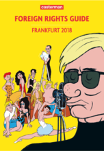 CASTERMAN- FRANKFURT 2018 -BD-COMICS-RIGHTS-GUIDE