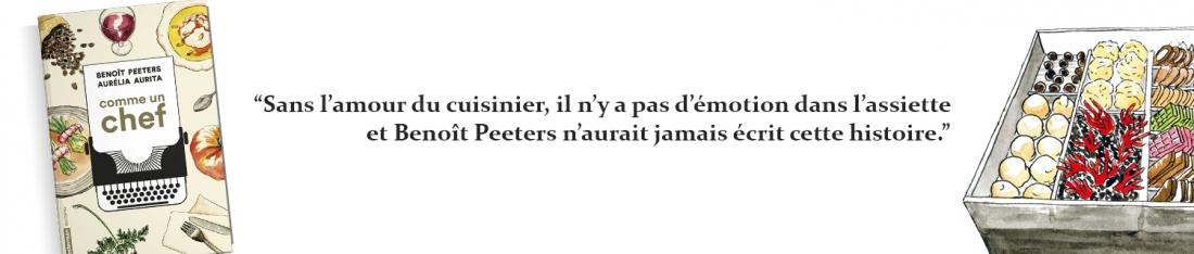 """Préface de """"Comme un chef"""""""